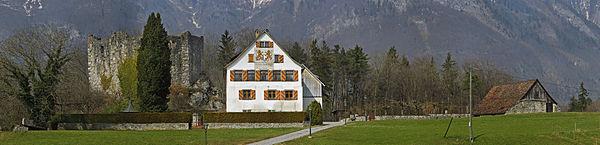 Schloss Forstegg Salez