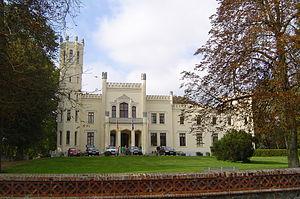 Kittendorf - Kittendorf Castle (built in 1853)