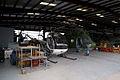 Schweizer 269C-1 TH-55 Osage and Mil Mi-2T Hoplite Bord 212 RSideFront CWAM 8Oct2011 (14630918215).jpg