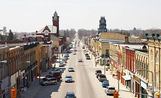Seaforth, Ontario Unincorporated community in Ontario, Canada