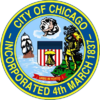 Official seal of City of Chicago