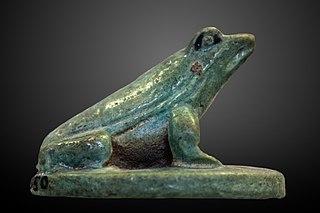 Seal shaped as a frog-AF 8550