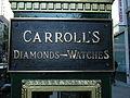 Seattle - Carroll's clock 02.jpg