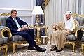 Secretary John Kerry Sits With Saudi Arabia Foreign Minister Adel al-Jubeir (26920504662).jpg