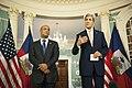 Secretary Kerry With Haitian Prime Minister Lamothe (15304616457).jpg