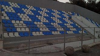 Selman Stërmasi Stadium - Image: Selman Stërmasi Stadium (3)