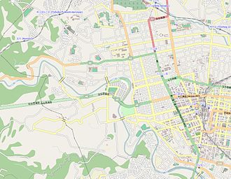 Tohoku University - Image: Sendai Map