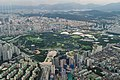 Seoul Olympic Park from Lotte World Tower.jpg