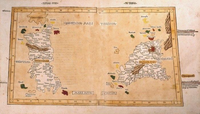 Septima Europe Tabula