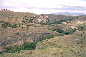 Sepúlveda, Segovia - Sepúlveda in the Hoces del río Duratón