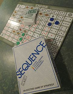 sequence game wikipedia