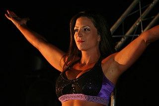 Serena Deeb American professional wrestler