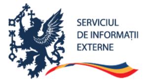 Foreign Intelligence Service (Romania) - Image: Serviciul de Informații Externe Logo