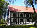 Setenansicht der kapelle Kraplau Kraplewo Kirche 8Mai 2012.jpg