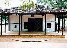 Sevagram Aschram ab 1936 Gandhis Wohnsitz