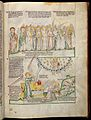 Seventh seal; angels receiving seven trumpets Wellcome L0029248.jpg