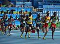 Sgt. Hillary Bor runs 3,000-meter steeplechase at Rio Olympic Games, Aug. 15, 2016 (28946885951).jpg