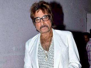 Shakti Kapoor Indian film actor