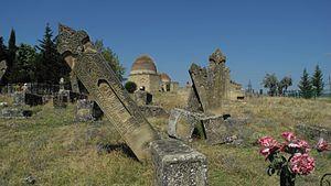 Shamakhi - Yeddi Gumbez Mausoleum