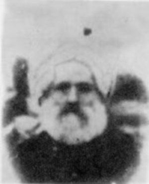 Sahibzada Abdul Latif - An old photograph believed to be of Syed Abdul Latif.