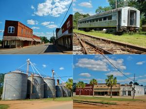 Shellman, Georgia - Shellman in 2012.