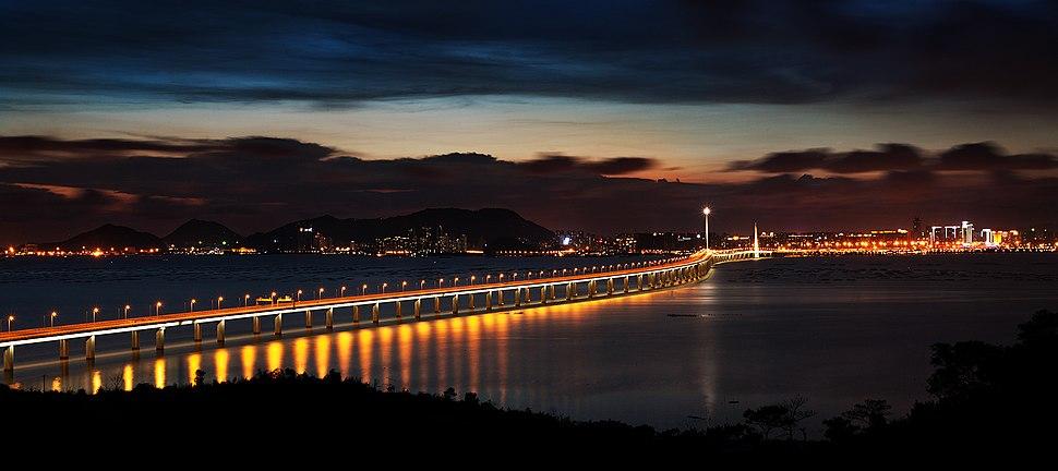 Shenzhen Bay Bridge 2