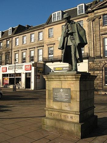 Sherlock Holmes Edinburgh