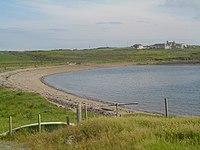 Shingle Beach, Sandwick - geograph.org.uk - 206253.jpg
