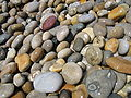 Shingle on Chesil Beach at Chesil Cove.jpg