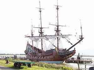 Batavia (ship) - Image: Ship Batavia 1