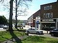 Shops, St James' Way, North Cray - geograph.org.uk - 1241507.jpg