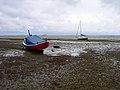 Shoreline near Quarr Abbey - geograph.org.uk - 530340.jpg