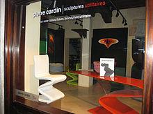 Showroom Sculptures Utilitaires a Venezia