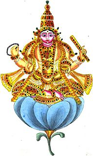 Shukra Planet Venus, also a Hindu deity