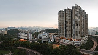 Shun Lee - Southern part of Shun Lee