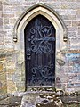 Side door in to Maresfield Church - geograph.org.uk - 1744089.jpg