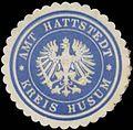 Siegelmarke Amt Hattstedt Kreis Husum W0360477.jpg