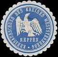 Siegelmarke Kreisausschuss des Kreises Weststernberg Reppen W0387714.jpg