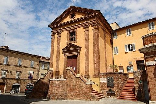 Auditorium Santo Stefano alla Lizza, Siena