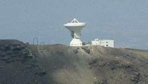 Sierra Nevada Observatory - Image: Sierra Nevada Observatory Radio Telescope