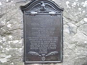 Signal Corps tablet Little Round Top