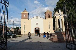 Siguatepeque Municipality in Comayagua, Honduras
