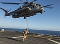 Sikorsky CH-53E (USMC) USS Boxer (9133545619).jpg