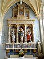 Silly-le-Long (60), église Saint-Pierre-et-Saint-Paul, bas-côté sud, retable de la Vierge 2.jpg