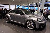 Silver VW Beetle R fr IAA 2011.jpg