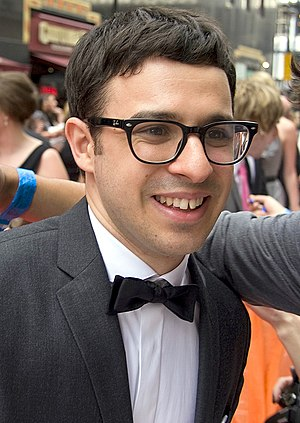 Simon Bird - Bird at the Baftas TV Awards 2010