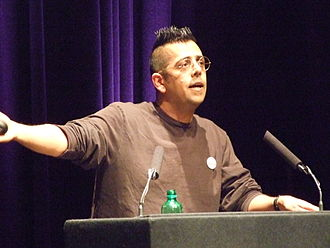 Simon Singh - Singh speaking at TAM London in October 2009