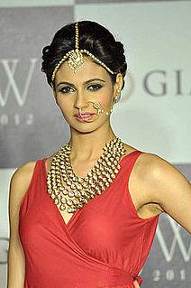Simran Kaur Mundi Indian actress (born 1988)