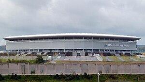 Rhein-Neckar-Arena - Image: Sinsheim Rhein Neckar Arena