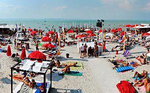 Siófok - Siófok Borsodi beach